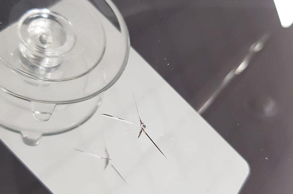 Réparation pare-brise